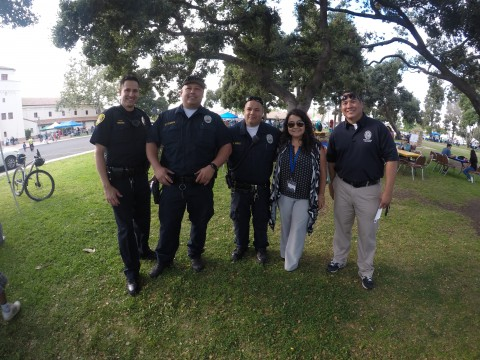 SMPOA Supports Police Explorers